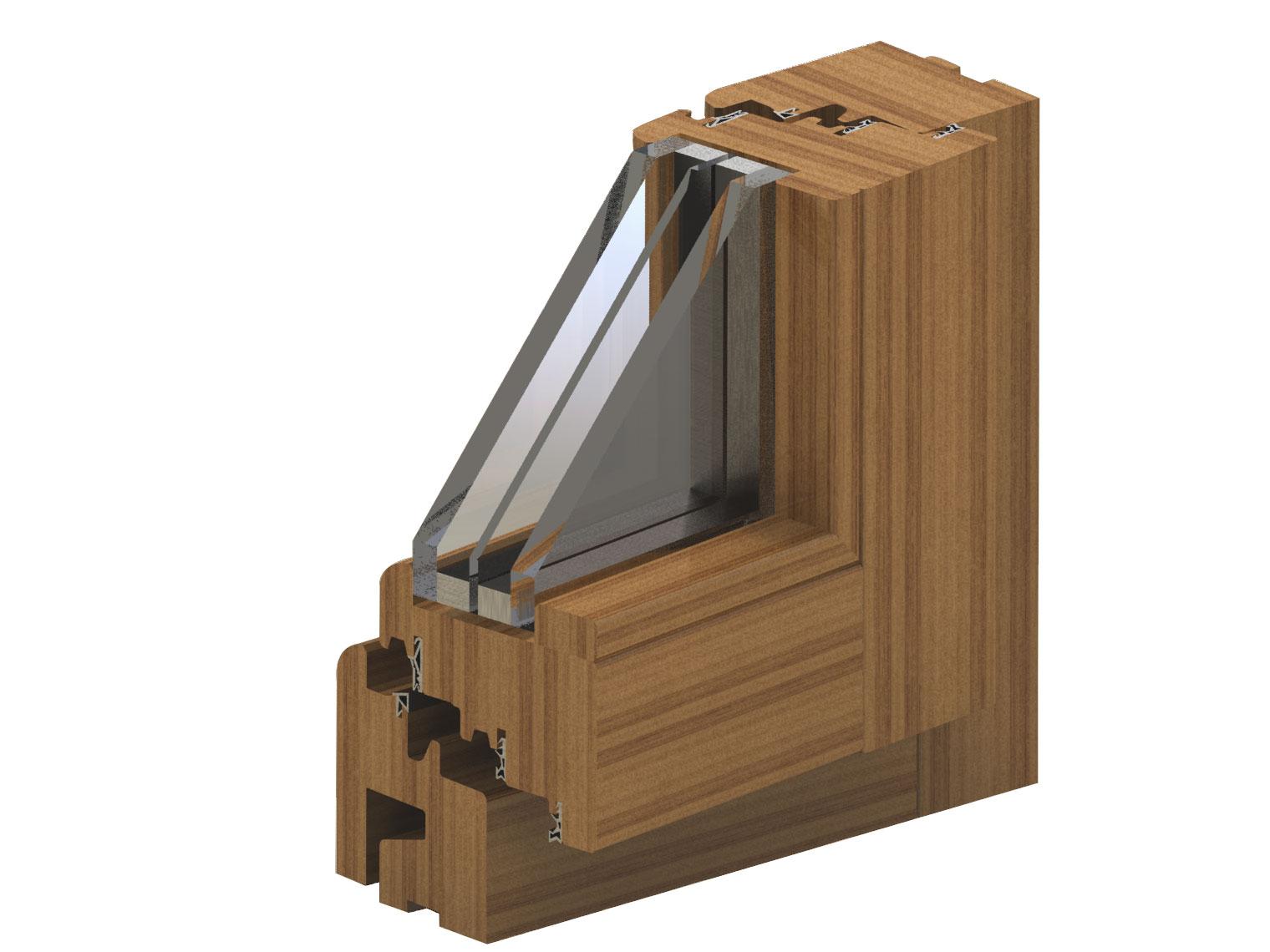 Finestre alluminio e legno a genova - Finestre pvc genova ...