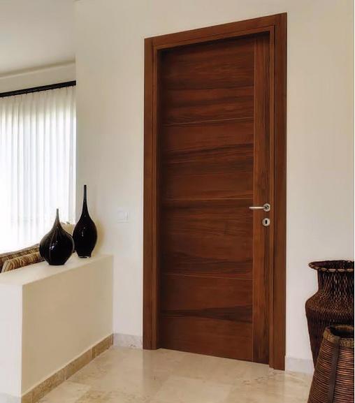 Porte in legno a genova - Porte noce tanganica ...